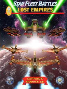 Star Fleet Battles: C6: Lost Empires