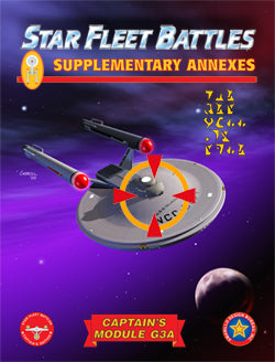 Star Fleet Battles: G3A: Supplementary Annexes
