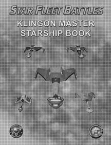 Star Fleet Battles: Klingon Master Starship Book
