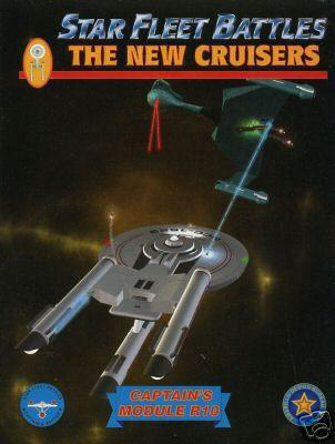 Star Fleet Battles: R10: The New Cruisers