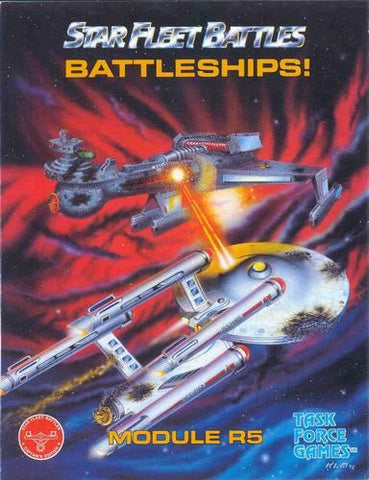 Star Fleet Battles: R5: Battleships