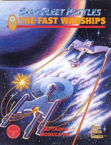 Star Fleet Battles: R6: Fast Warships