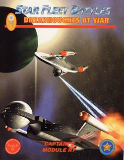 Star Fleet Battles: R7: Dreadnoughts at War