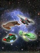 Star Fleet Battles: C5: The Magellanic Cloud
