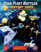 Star Fleet Battles: R11: Support Ships