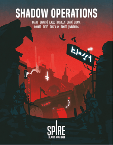 Spire - Shadow Operations + complimentary PDF