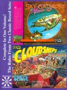 Space 1889: Sky Galleons of Mars & Cloudships & Gunboats