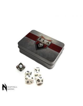 SLA Industries: 2nd Edition: Limited Edition Dice Set (expected in stock on 26th January)