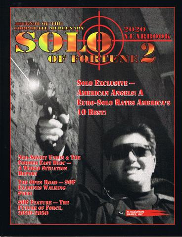 Cyberpunk 2020 RPG: Solo of Fortune #2