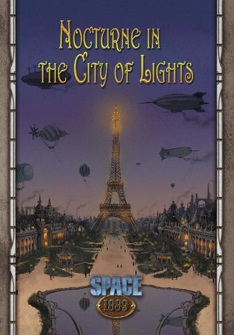 Space 1889: Nocturne in the City of Lights + complimentary PDF