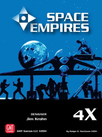 Space Empires 4X - Third Edition