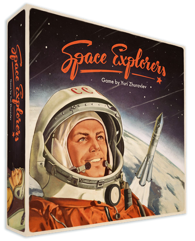 Space Explorers (release date 28th June)