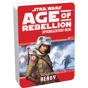 Star Wars Age of Rebellion: Heavy Specialization Deck