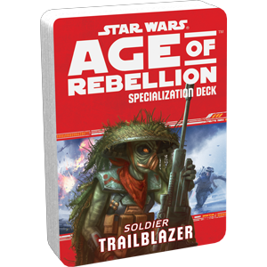 Star Wars Age of Rebellion: Trailblazer Specialization Deck