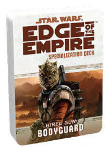 Star Wars - Edge of the Empire: Bodyguard Specialization Deck