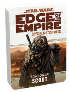 Star Wars - Edge of the Empire: Scout Specialization Deck