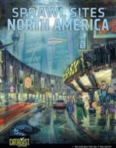 Shadowrun: Sprawl Sites - North America