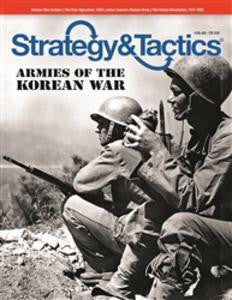 Strategy & Tactics 296: Armies of the Korean War