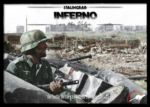 Stalingrad Inferno on the Volga