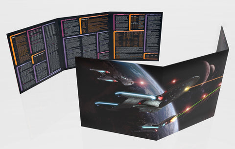Star Trek Adventures: Gamemasters Screen