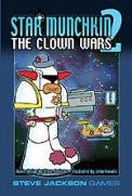 Star Munchkin 2: The Clown Wars (colour edition)