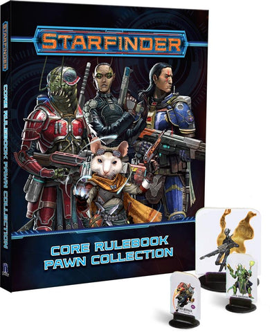 Starfinder Core Rulebook Pawn Collection