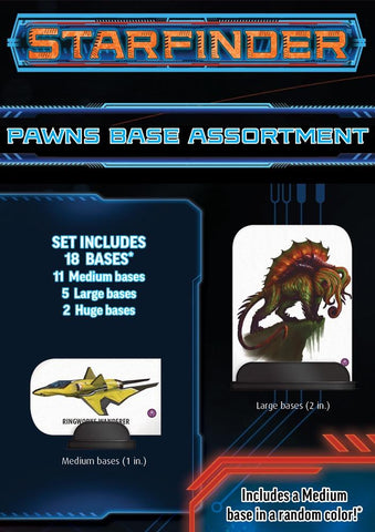 Starfinder Pawns Base Assortment