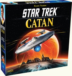Star Trek Catan (2019 edition) (expected in stock on 12th March)