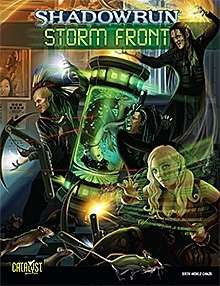 Shadowrun 4/5: Storm Front