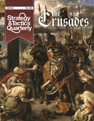 Strategy & Tactics Quarterly #7 - The Crusades