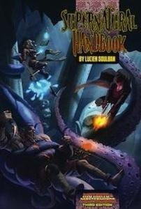 Mutants & Masterminds 3rd Edition: Supernatural Handbook
