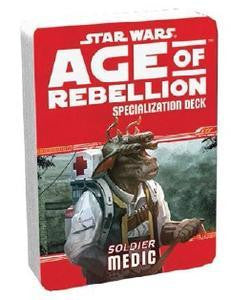 Star Wars Age of Rebellion Specialization Deck: Medic