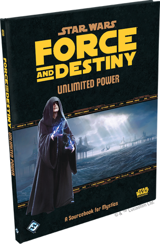 Star Wars Force & Destiny: Unlimited Power