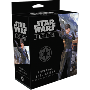 Star Wars Legion: Imperial Specialists Personnel Expansion