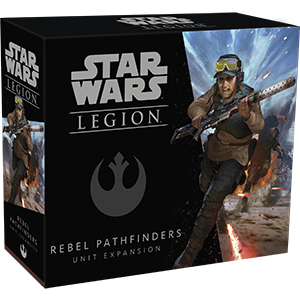 Star Wars Legion: Rebel Pathfinders Unit Expansion (release date 21st February)