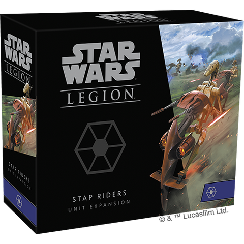 Star Wars Legion: STAP Riders Unit Expansion