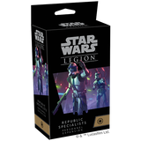 Star Wars Legion: Republic Specialists Personnel Expansion - pre-order (expected January 2021)