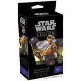 Star Wars Legion: Separatist Specialists Personnel Expansion - pre-order (expected January 2021)