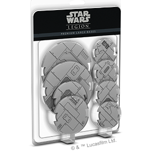 Star Wars: Legion: Premium Large Bases - reduced price*