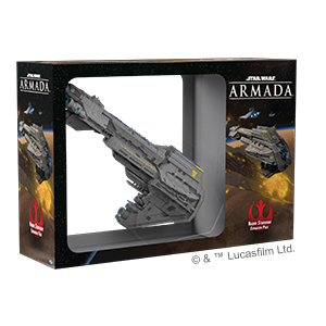 Star Wars Armada: Nadiri Starhawk (expected in stock on 9th March)