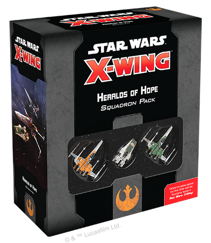 Star Wars X-Wing: Heralds of Hope Expansion
