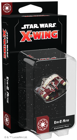 Star Wars X-Wing: Eta-2 Actis Expansion Pack - Sold out out pre-order
