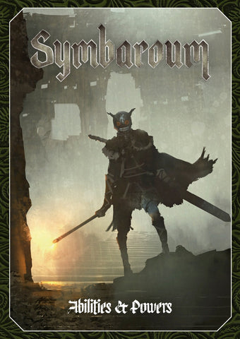 Symbaroum Ability & Power Cards