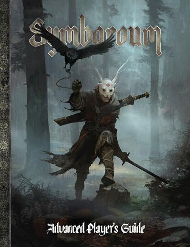 Symbaroum Advanced Player's Guide + complimentary PDF