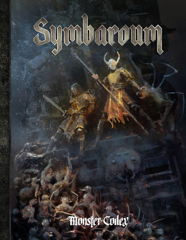 Symbaroum: Monster Codex + complimentary PDF