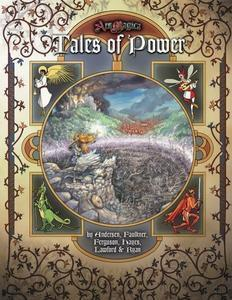 Ars Magica: Tales of Power - Leisure Games