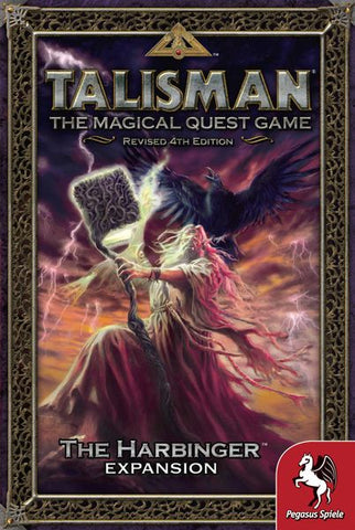 Talisman 4th Edition: The Harbinger expansion