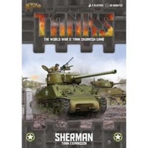 Tanks: Sherman Expansion