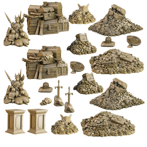 Terrain Crate: Treasury