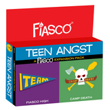 Fiasco: Teen Angst Expansion Pack - pre-order (expected Q1 2020)
